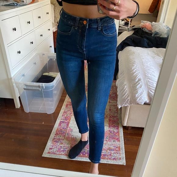 Zara 1975 Skinny Jeans